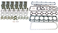MAXIFORCE KITS FOR INTERNATIONAL HARVESTER, ENGINE APPLICATIONS AND KITS COMPONENTS