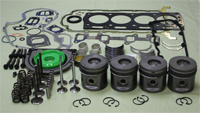 MAXIFORCE KITS FOR PERKINS, ENGINE APPLICATIONS AND KITS COMPONENTS